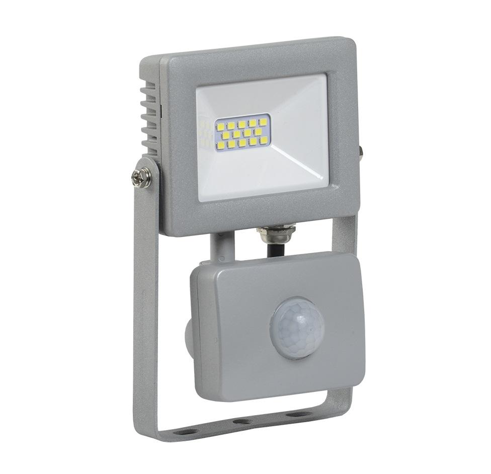прожектор 10 вт с датчиком движения