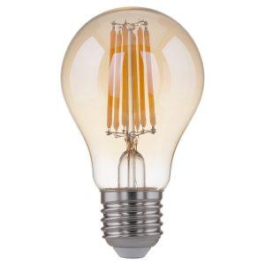 Мощность: 8 Вт Температура света: 3300 K Размер: Ø 60 x 105 мм Световой поток: 1000 лм Цоколь: E27 Питание: 220 В / 50 Гц Ресурс: 50 000 ч