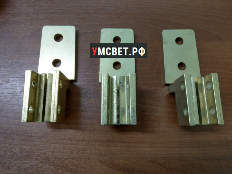 Контактный зажим на трансформатор ТМ, ТМГ 630 кВа - М27х1,5