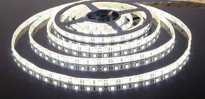 Как выбрать светодиодную ленту для освещения помещения