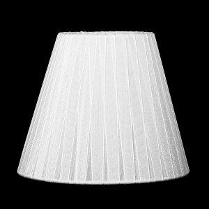 Абажур 1050 белоснежно-белый