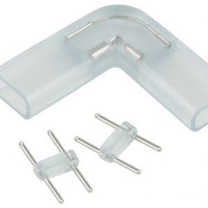 Аксессуары для светодиодной ленты Elektrostandard Переходник для ленты угловой 220V 5050