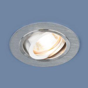 Алюминиевый точечный светильник Elektrostandard 1061/1 MR16 SL серебро