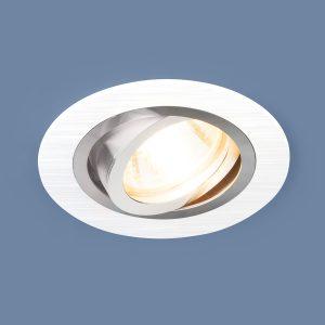Алюминиевый точечный светильник Elektrostandard 1061/1 MR16 WH белый