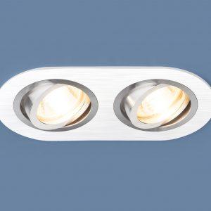Алюминиевый точечный светильник Elektrostandard 1061/2 MR16 WH белый