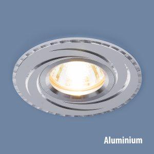 Алюминиевый точечный светильник Elektrostandard 2002 MR16 WH / белый