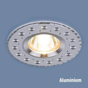 Алюминиевый точечный светильник Elektrostandard 2008 MR16 WH белый