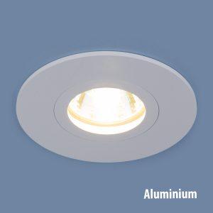 Алюминиевый точечный светильник Elektrostandard 2100 MR16 WH белый