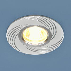 Алюминиевый точечный светильник Elektrostandard 5156 MR16 WH белый