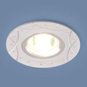 Алюминиевый точечный светильник Elektrostandard 5157 MR16 WH белый