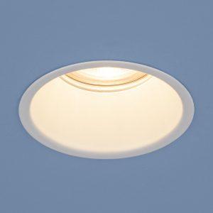 Алюминиевый точечный светильник Elektrostandard 6067 MR16 WH белый