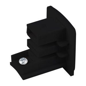 Заглушка для трехфазного шинопровода Elektrostandard TRB-1-3-BK черный