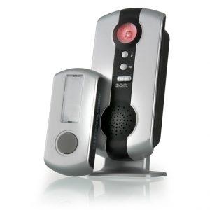 Звонок беспроводной Elektrostandard DBQ07M WL 36M IP44 Серебряный
