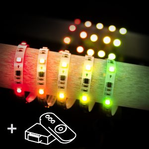 Комплект светодиодной ленты Elektrostandard Set Led Strip 5050 5m 12V 30Led 7
