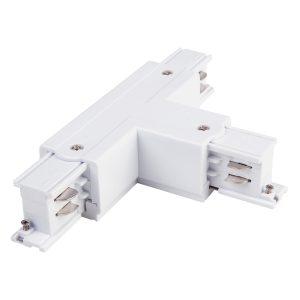 Коннектор Т-образный для трехфазного шинопровода Elektrostandard TRC-1-3-TR-WH правый белый