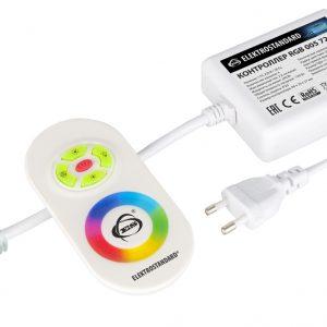 Контроллеры для светодиодной ленты 12 и 24 В