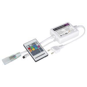 Контроллер для светодиодной ленты RGB Elektrostandard LSC 001 220V 2.5A 500W IP20