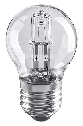 Галогенные лампы с цоколем E27