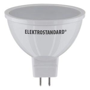 Светодиодные лампы с цоколем MR16 G5.3