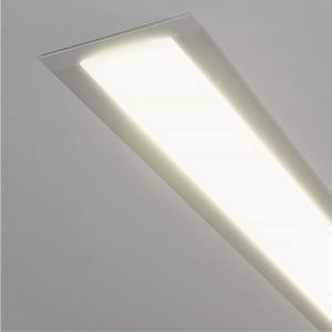 Линейный светодиодный встраиваемый светильник Elektrostandard LS-03-78-12-4200-MS без заглушки