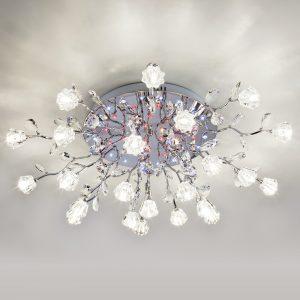 Люстра потолочная со светодиодной подсветкой 80115/23