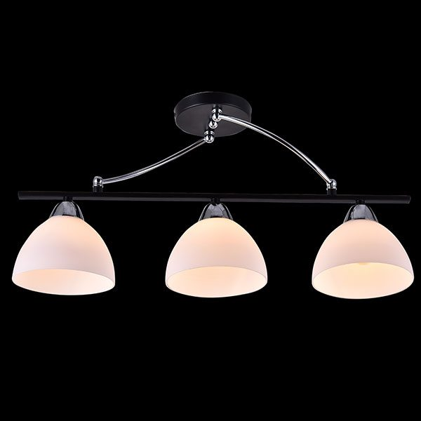 Люстра 30101/3 хром/венге