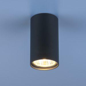 Накладной точечный светильник Elektrostandard 1081 (5256) GU10 GR графит