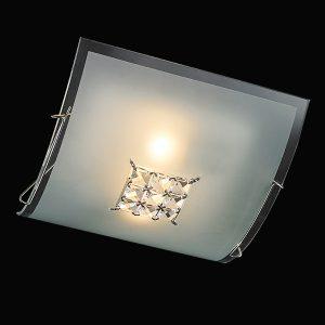Настенно-потолочный светильник 40070/2 хром