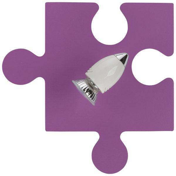 Настенный светильник 6383 Puzzle Rosse I