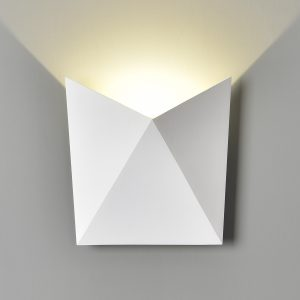 Настенный светильник Elektrostandard 1517 Techno LED Butterfly белый