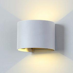 Настенный светильник Elektrostandard 1518 Techno LED Blade белый