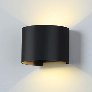 Настенный светильник Elektrostandard 1518 Techno LED Blade черный
