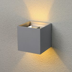 Настенный светильник Elektrostandard 1548 Techno LED Winner серый