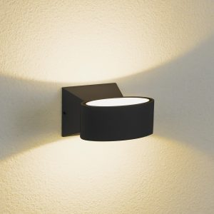 Настенный светильник Elektrostandard 1549 Techno LED Blinc черный