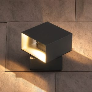 Настенный светильник Elektrostandard 1607 Techno LED Fobos графит