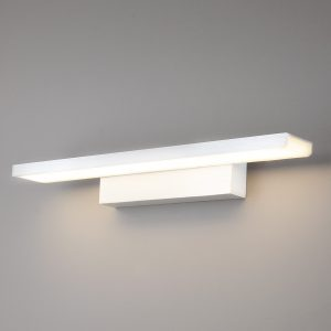Настенный светодиодный светильник Elektrostandard Sankara LED 16W IP20 белый