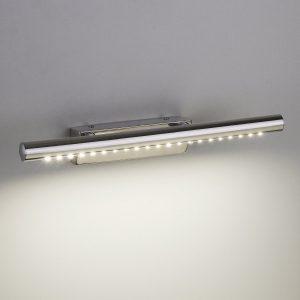 Настенный светодиодный светильник Elektrostandard Trinity Neo LED хром (MRL LED 5W 1001 IP20)
