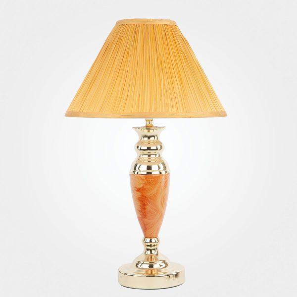 Настольная лампа 008/1T RDM (янтарь)