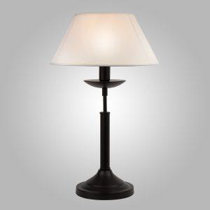 Настольная лампа 01010/1 черный