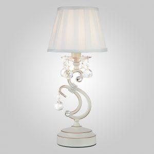 Настольная лампа 12075/1T белый