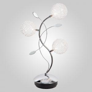 Настольная лампа 4800/3 хром  наст. лампа