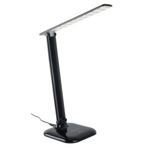 Настольный светодиодный светильник Elektrostandard TL90200 Alcor черный