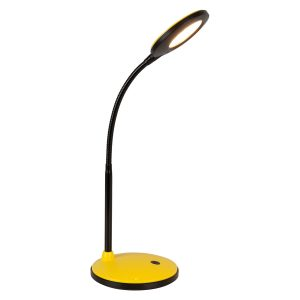 Настольный светодиодный светильник Elektrostandard TL90400 Sweep желтый