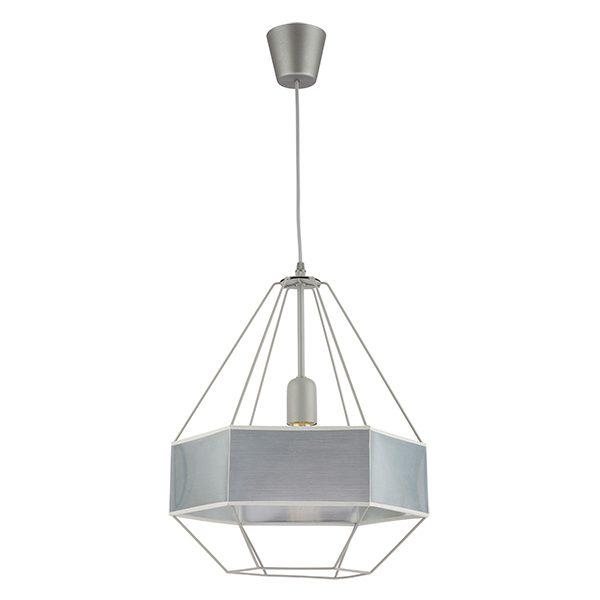 Подвесной светильник 1528 Cristal Grey