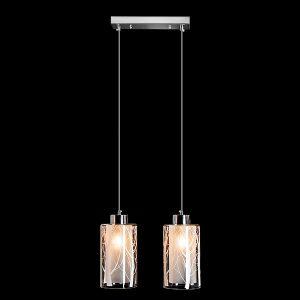 Подвесной светильник 50001/2 хром