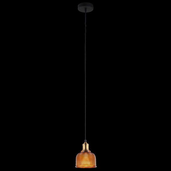 Подвесной светильник 50029/1 янтарный
