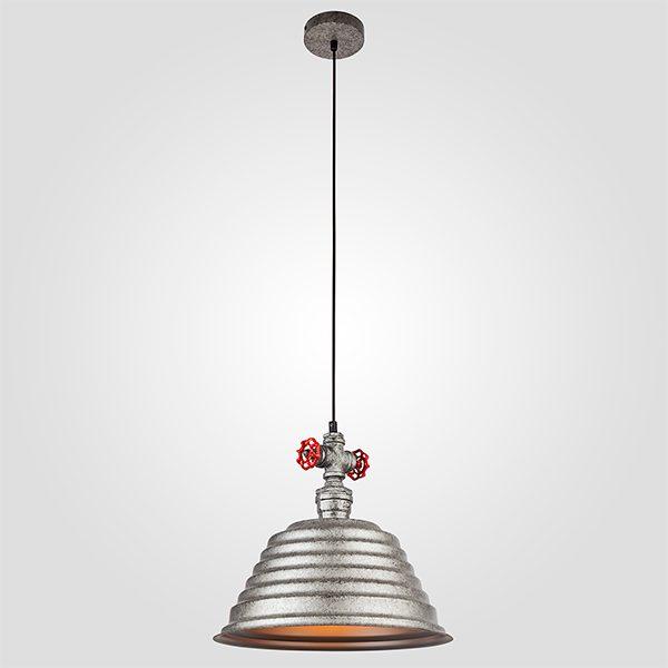 Подвесной светильник 50042/1 серый