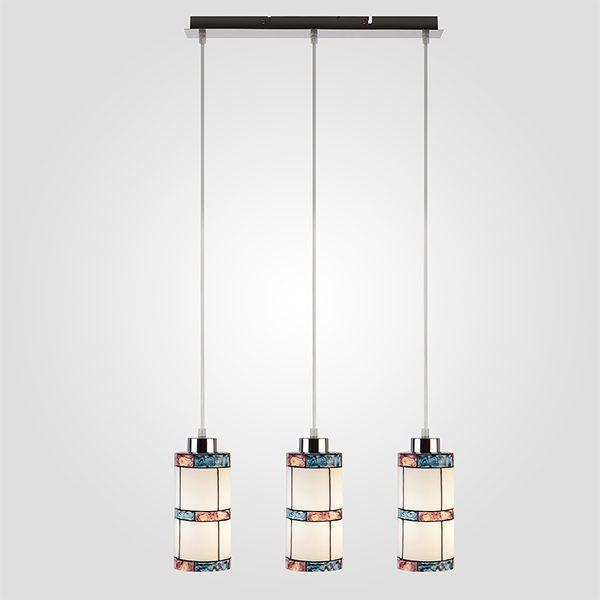 Подвесной светильник 50043/3 хром