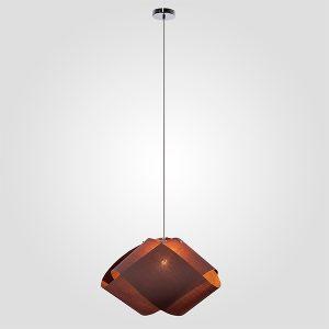 Подвесной светильник 50047/1 коричневый