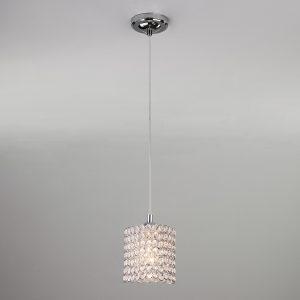 Подвесной светильник 50068/1 хром